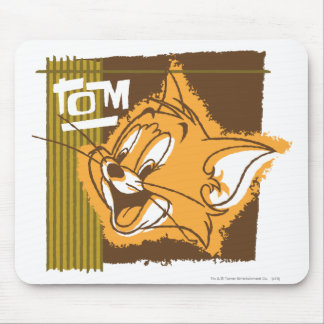 Tom Happy Face Mouse Mat