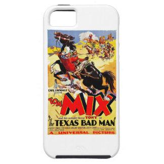 Tom Mix - The Texas Badman iPhone 5/5S Case