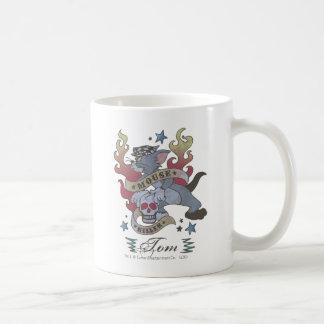 Tom Mouse Killer Tattoo 2 Coffee Mug