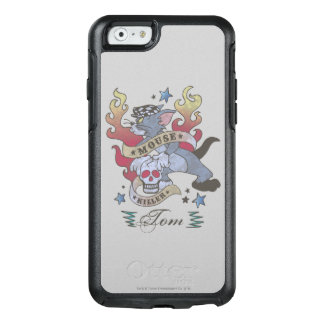 Tom Mouse Killer Tattoo 2 OtterBox iPhone 6/6s Case