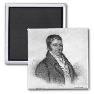 Tom Oliver, engraved by Percy Roberts Magnet