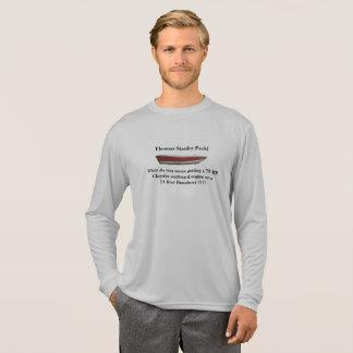 Tom Peck Memorial merchandise- 75 HP engine T-Shirt