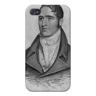 Tom Spring, engraved by Percy Roberts Case For The iPhone 4