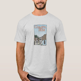 "Tom the Dancing Bug ""Chagrin Falls"" t-shirt"
