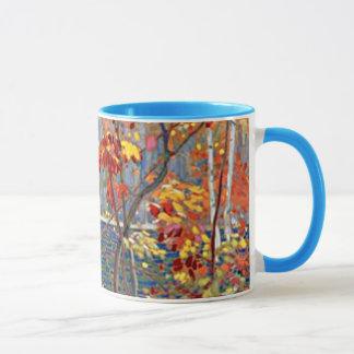 Tom Thomson art: The Pool Mug
