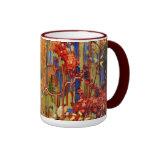 Tom Thomson - Autumn's Garland Coffee Mugs