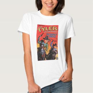 Tom Tyler 1929 vintage movie poster T-shirt