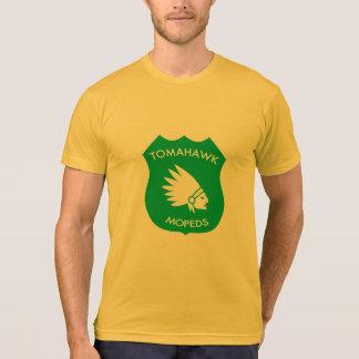 Tomahawk American Crest - Golden T-Shirt
