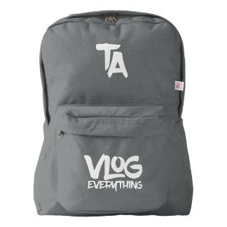 Tomas Asher Vlog Everything Backpack