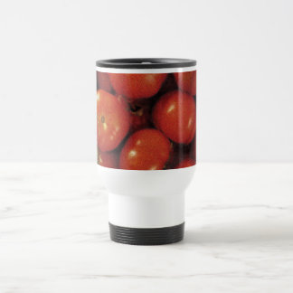 Tomato Art Travel Mug