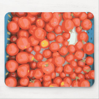 Tomato Batches Ripe and Juicy Mouse Pads