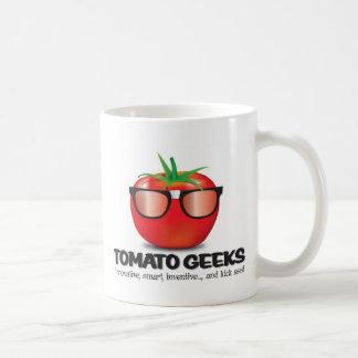 Tomato Geek Stuff Coffee Mug