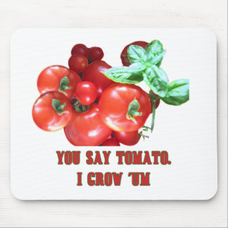 Tomato Grower Mouse Mat