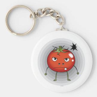 tomato key chain