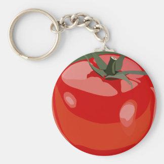 tomato key ring