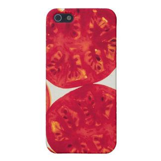 Tomato Slices iPhone 5 Cases