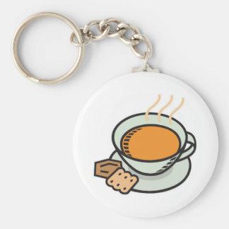 tomato soup key ring
