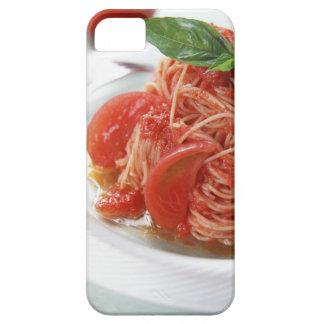 Tomato Spaghetti Barely There iPhone 5 Case