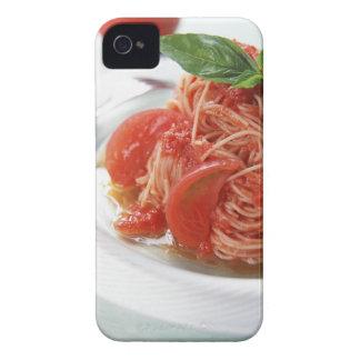 Tomato Spaghetti Case-Mate iPhone 4 Case