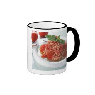 Tomato Spaghetti Mug