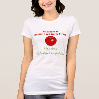 Tomato Wisdom T-Shirt