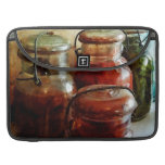 Tomatoes and String Beans in Canning Jars MacBook Pro Sleeve