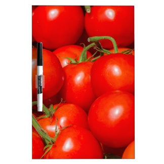tomatoes at the market Dry-Erase boards