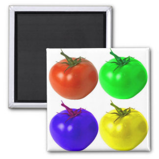Tomatoes - Fridge Magnet