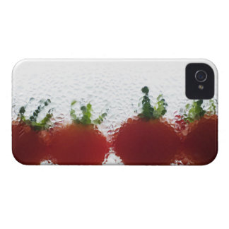 Tomatoes in water iPhone 4 cover