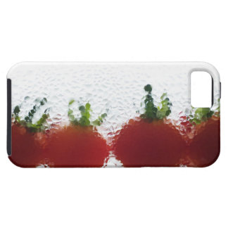 Tomatoes in water tough iPhone 5 case