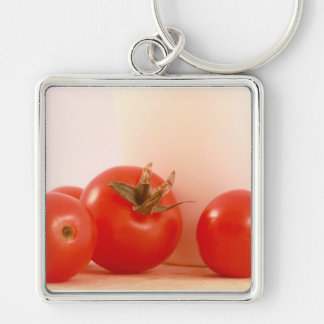 Tomatoes Keychain
