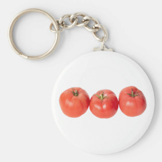 Tomatoes of tomatoes key ring