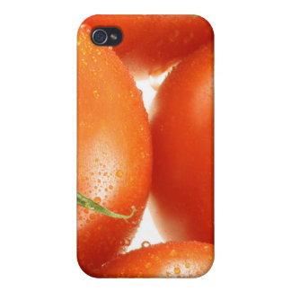 Tomatoes on the Vine iPhone 4 Case