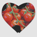 TOMATOS PRODUCTS HEART STICKER