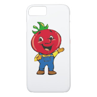 TomatoVille Guy - iPhone 7 case