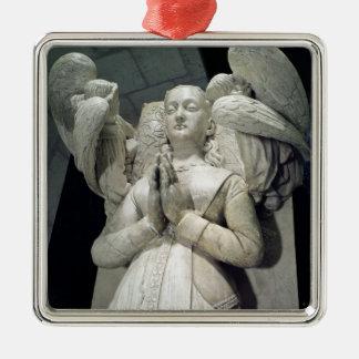 Tomb of Agnes Sorel  1450-59 Christmas Ornament