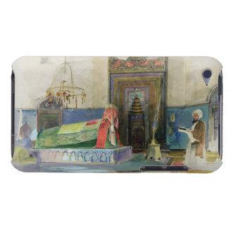 Tomb of Bayazid I, Bursa, Turkey (w/c on paper) iPod Case-Mate Case