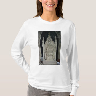 Tomb of Dagobert I King of the Franks T-Shirt