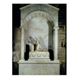 Tomb of Empress Josephine  1825 Postcard