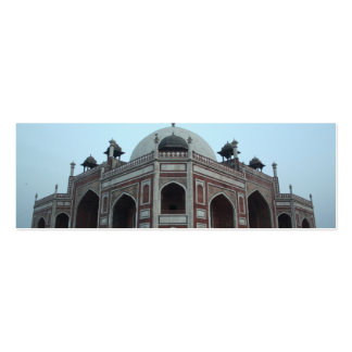 Tomb of Humayun Delhi India Business Cards