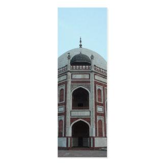 Tomb of Humayun Delhi India Business Card
