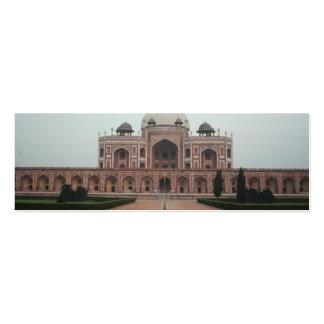 Tomb of Humayun Delhi India Business Card Templates