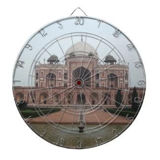 Tomb of Humayun Delhi India Dart Board