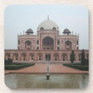 Tomb of Humayun Delhi India Drink Coaster
