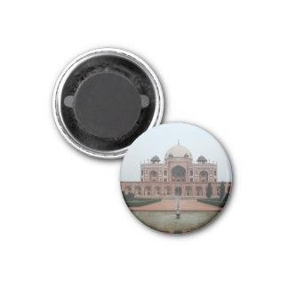 Tomb of Humayun Delhi India Fridge Magnet