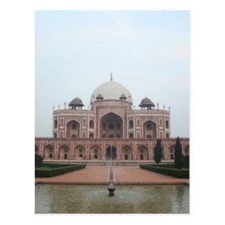 Tomb of Humayun Delhi India Postcard