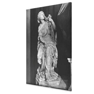 Tomb of Jean-Baptiste Colbert de Torcy Gallery Wrap Canvas