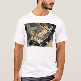 Tomb of John the Fearless  and Margaret of T-Shirt