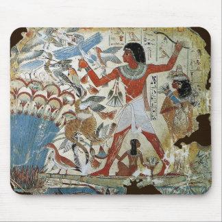 Tomb of Nebamun Fowling Mouse Mat