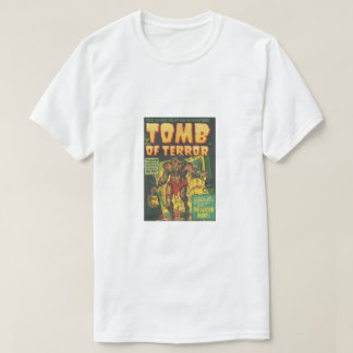 Tomb of Terror Glacier Beast T-Shirt